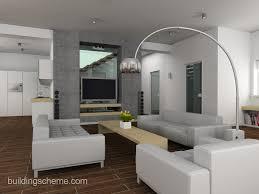 interior design pergo flooring with mid century gray