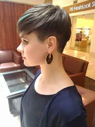 bi layer haircuts over the ears image result for queer haircuts women haircuts pinterest