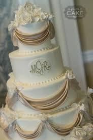 cake monograms wedding cakes wedding cake with monogram 2068791 weddbook