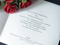 Wedding Announcements Wording Wedding Invitation Wording Lawyer Yaseen For
