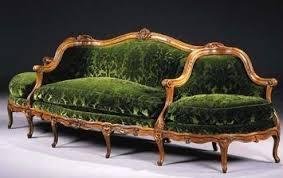 canape a canapé à confidents chairs sofas 18th c