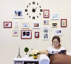 Home Decor Clocks Cheap Wall Decor Clocks Modern Find Wall Decor Clocks Modern