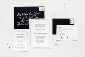 Formal Wedding Invitations Margaret Brian U0027s Elegant Formal Wedding Invitations