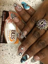 bliss nails albany home facebook