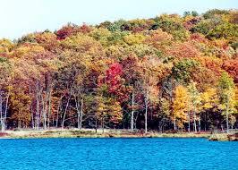 Delaware lakes images Delaware water gap fall foliage photo gallery jpg