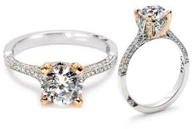 gold and silver engagement rings gold vs yellow gold engagement rings 164 andino jewellery