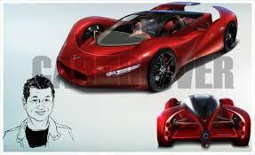 corvette c8 concept c8 chevrolet corvette exclusive from car driver