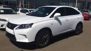 lexus new 2015 brand new 2015 lexus rx 350 awd f sport package review lexus of