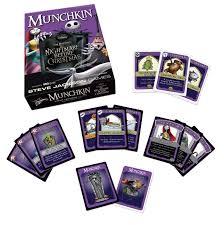 munchkin the nightmare before