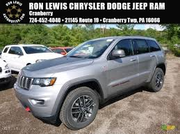 rhino jeep grand cherokee trailhawk 2017 true blue pearl jeep grand cherokee trailhawk 4x4 115421288