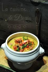 cuisine de doria split pea soup soupe de pois cassés la cuisine de doria mmmmm