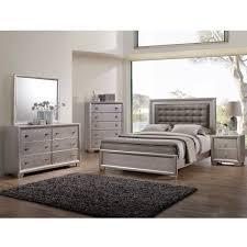 B  PC KING BEDROOM SET - Bad boy furniture bedroom sets