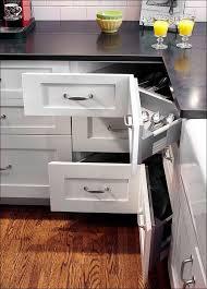 kitchen lazy susan cabinet door kitchen corner storage lazy