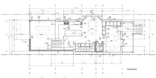 architectural plans the process of design construction documents moss architecture