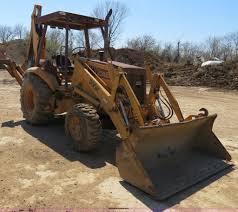 1989 case 580k backhoe item b4897 sold may 15 aggregate
