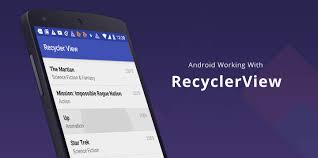 android studio dashboard tutorial android working with recyclerview