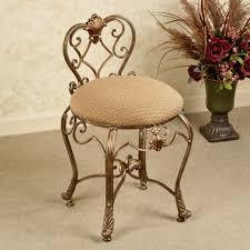 gold vanity stool furniture home kmbd 14 furniture modest best good quality