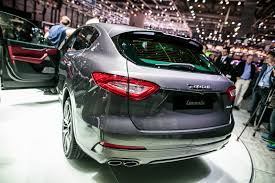 maserati suv 2017 price maserati levante jumps on the luxury suv bandwagon autoguide com