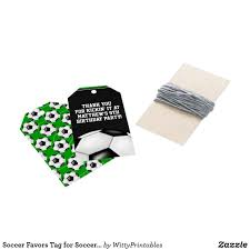 gift ideas for soccer fans favors tag for soccer fans gift tag