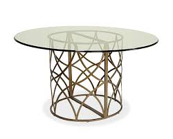 table personable dining tables pedestal table base glass legs