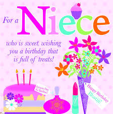 birthday card for niece with name best birthday quotes wishes