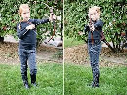 Katniss Halloween Costume 75 Creative Diy Halloween Costumes Kids Personal Creations Blog