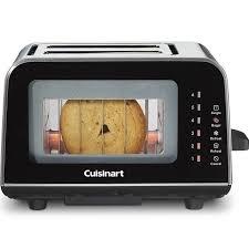 4 Slice Cuisinart Toaster Cuisinart Viewpro 2 Slice Glass Toaster U0026 Reviews Wayfair