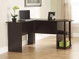 Bush Cabot L Shaped Desk Ameriwood Dover Desk Best Home Furniture Decoration
