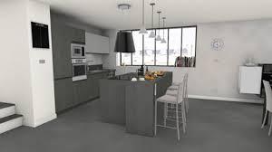 cuisine petits espaces cuisine moderne petits espaces grands volumes cuisine sur