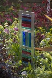 Glass Garden Decor Add A Touch Of Glass To Your Garden U2013 Marvingardensusa