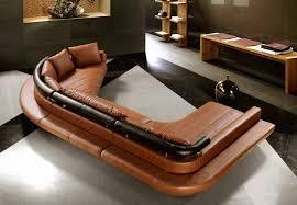 living room csr modern leather sectional sofa casa knight black