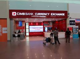 bureau de change malaysia cimb bank currency exchange at the klia2 malaysia airport klia2 info