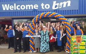 b u0026m lifestyle b u0026m opens bigger u0026 better ellesmere port store