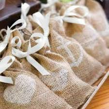 burlap favor bags burlap favor bags burlap themed favor bags themed favor bags