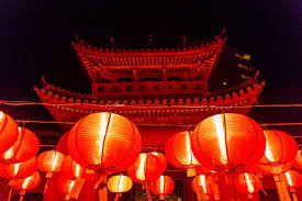luck lanterns nagasaki prefecture s fantastically shining town nagasaki