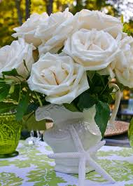 pitcher of roses sherri s jubilee white pitchers and flowers beauty