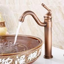 copper faucets kitchen copper vessel faucet ebay