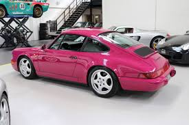 vaillant porsche used porsche 964 c2 jzm limited showroom
