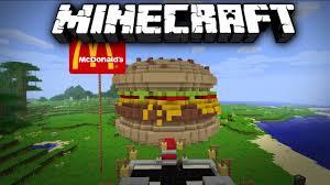 Mc Maps Minecraft Map Mcdonalds Download 1 9 2 1 11 2 1 11 2 Youtube