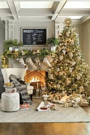 Wohnzimmer Deko Mit Fotos Wohnzimmer Zu Weihnachten Dekorieren 35 Inspirationen