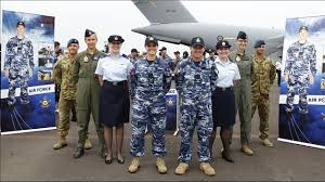 chief of air force launches the general purpose uniform navy