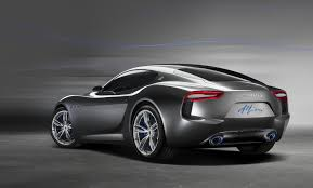 maserati delhi maserati to showcase alfieri concept at 2015 dubai motor show