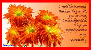 free ecards thank you thank you for your gift free for everyone ecards greeting cards