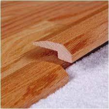 Wood Carpet Carpet Inlay Wood Floor Bordering 3 Feet Around Room Wall To Wall