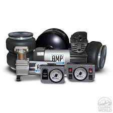 pacbrake amp air suspension kit 2003 2013 dodge ram 2500 4wd