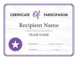 most valuable player award certificate editable title office