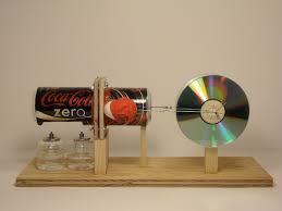 diy engineering projects pop can stirling engine plans eleven stirling engine projects