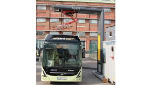 volvo transport volvo buses and heliox have inaugurated volvo buses