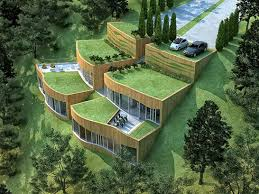 eco house sustainable architecture brings you this real green eco house