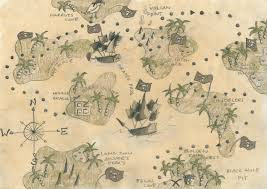 Blank Pirate Treasure Map by Images Ahoy Drawing With Photoshop Our Library Domain The